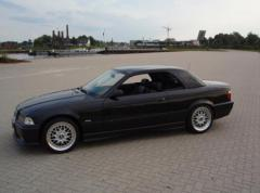 BMW e36 Cabrio hardtop