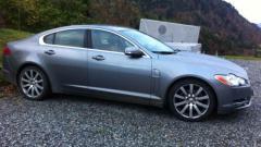 Jaguar XF 3000 benzin ..fulll extra,  2010
