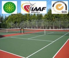 Teniszpálya épités, felújítás