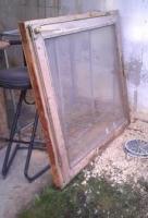 oldaltnyiló thermoüveges ablak eladó bontva