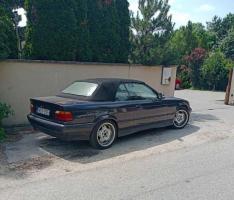 BMW E36 cabrió eladó